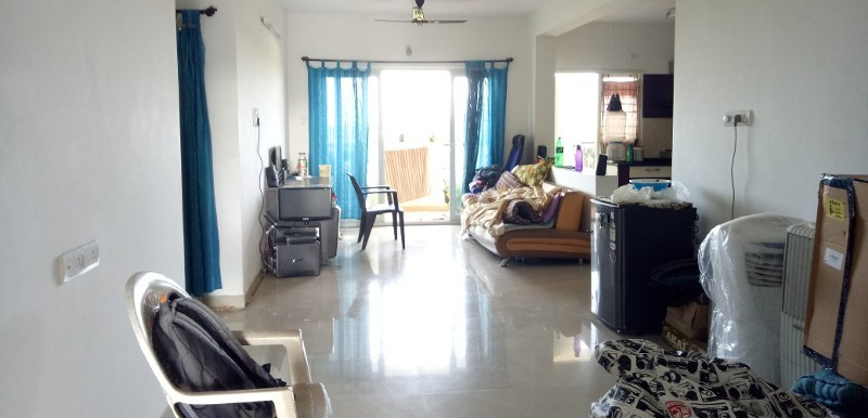 3 BHK Flat for Rent in Trifecta Sollievo, A E C S Layout - Photo 0