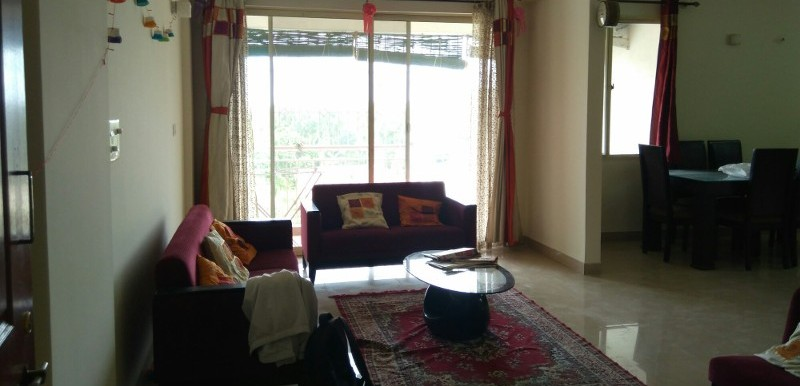 3 BHK Flat for Rent in Renaissance Rainbow, Brookefield - Photo 0