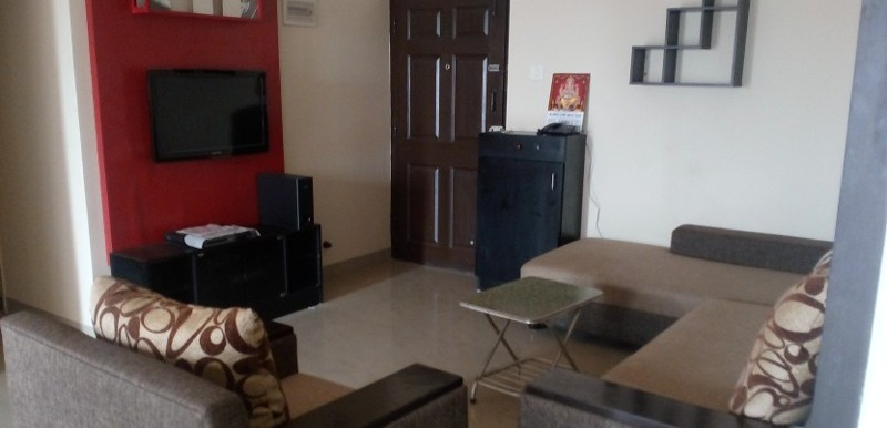 2 BHK Flat for Rent in Rajatha Greens, Nagavara Village - Photo 0