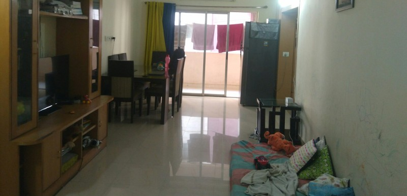 2 BHK Flat for Rent in Suncity Apartments , Bellandur - Photo 0