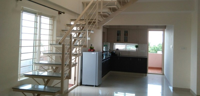 3 BHK Flat for Rent in Vistar Meadows, Electronic City - Photo 0