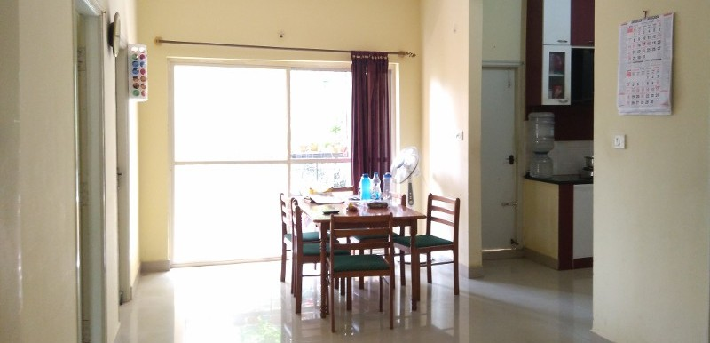 2 BHK Flat for Rent in Prime Jade, Electronic City - Photo 0
