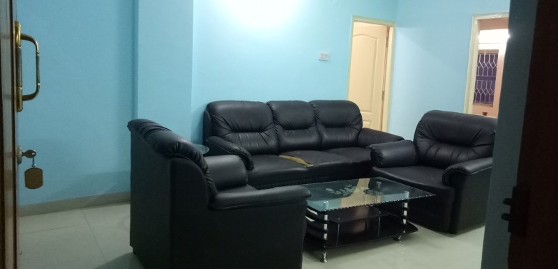 3 BHK Flat for Rent in Janapriya Sai Darshan, KR Puram - Photo 0