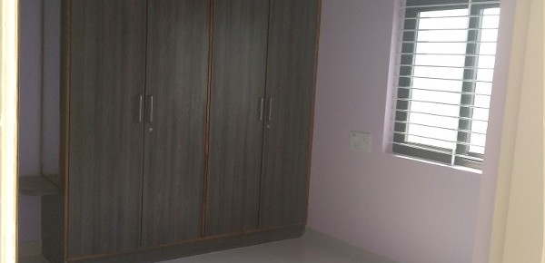 1 BHK Flat for Rent in Shri Ram Bhavan, Narayanapura - Photo 0
