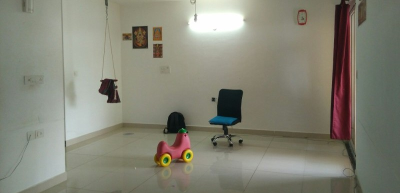 2 BHK Flat for Rent in Durga Rainbow, Mahadevapura - Photo 0