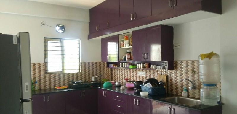 2 BHK Flat for Rent in Sai Krishna Paradise, Electronic City - Photo 0
