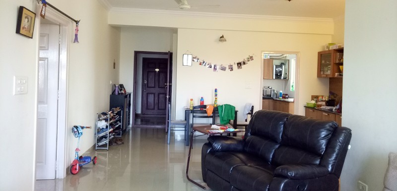 3 BHK Flat for Rent in Adarsh Palm Retreat Tower-2, Petunia, Sarjapur Road - Photo 0