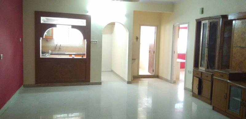 2 BHK Flat for Rent in Adithi Mansion, Hoodi - Photo 0