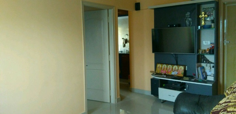 1 BHK Flat for Rent in Keshav Krupa, Doddanakundi - Photo 0