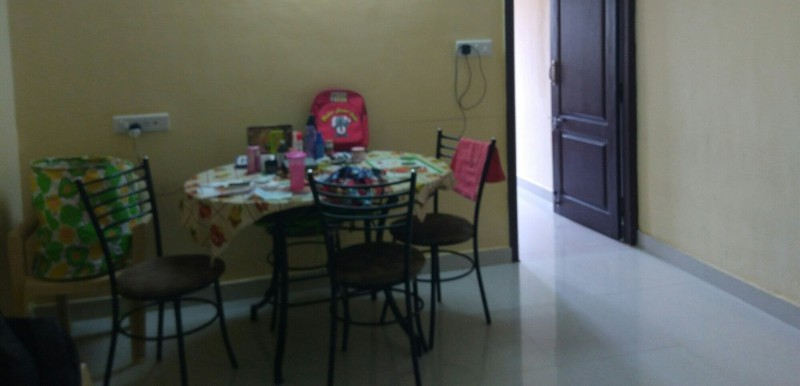 1 BHK Flat for Rent in SK Residency, Kodihalli - Photo 0
