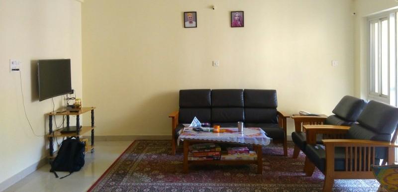 3 BHK Flat for Rent in Shriram Samruddhi, Whitefield - Photo 0