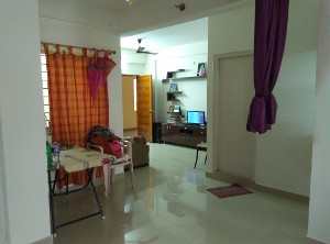 2 BHK Flat for Rent in Sriven Luminous Amaltas, Electronic City | Picture - 4