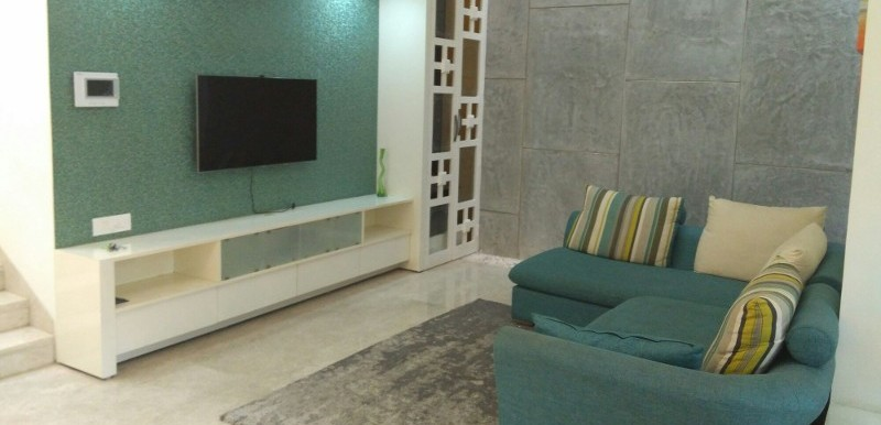 4 BHK Flat for Rent in Ele Vana Row Houses, Sarjapura Road - Photo 0