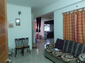 2 BHK Flat for Rent in Sriven Luminous Amaltas, Electronic City | Picture - 2