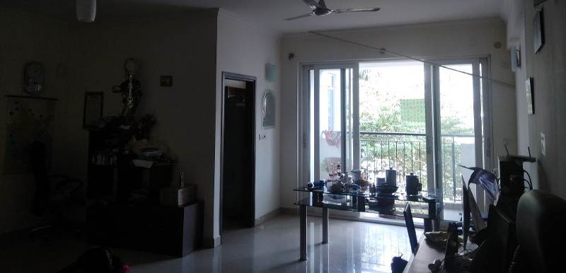3 BHK Flat for Rent in Prestige Silver Dale, Sarjapur Main Road - Photo 0