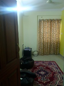 1 BHK Flat for Rent in Mahesh Residency, BTM Layout | Picture - 2