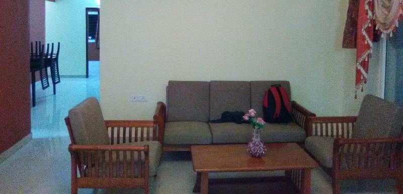 3 BHK Flat for Rent in Ittina Akkala, Hoodi - Photo 0