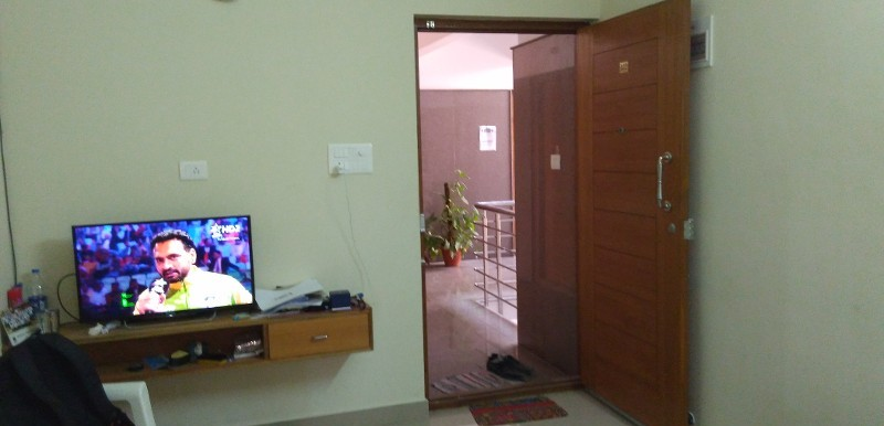 1 BHK Flat for Rent in Garden Residency, HSR Layout - Photo 0