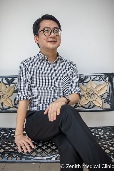 Kenny Liew psychologist