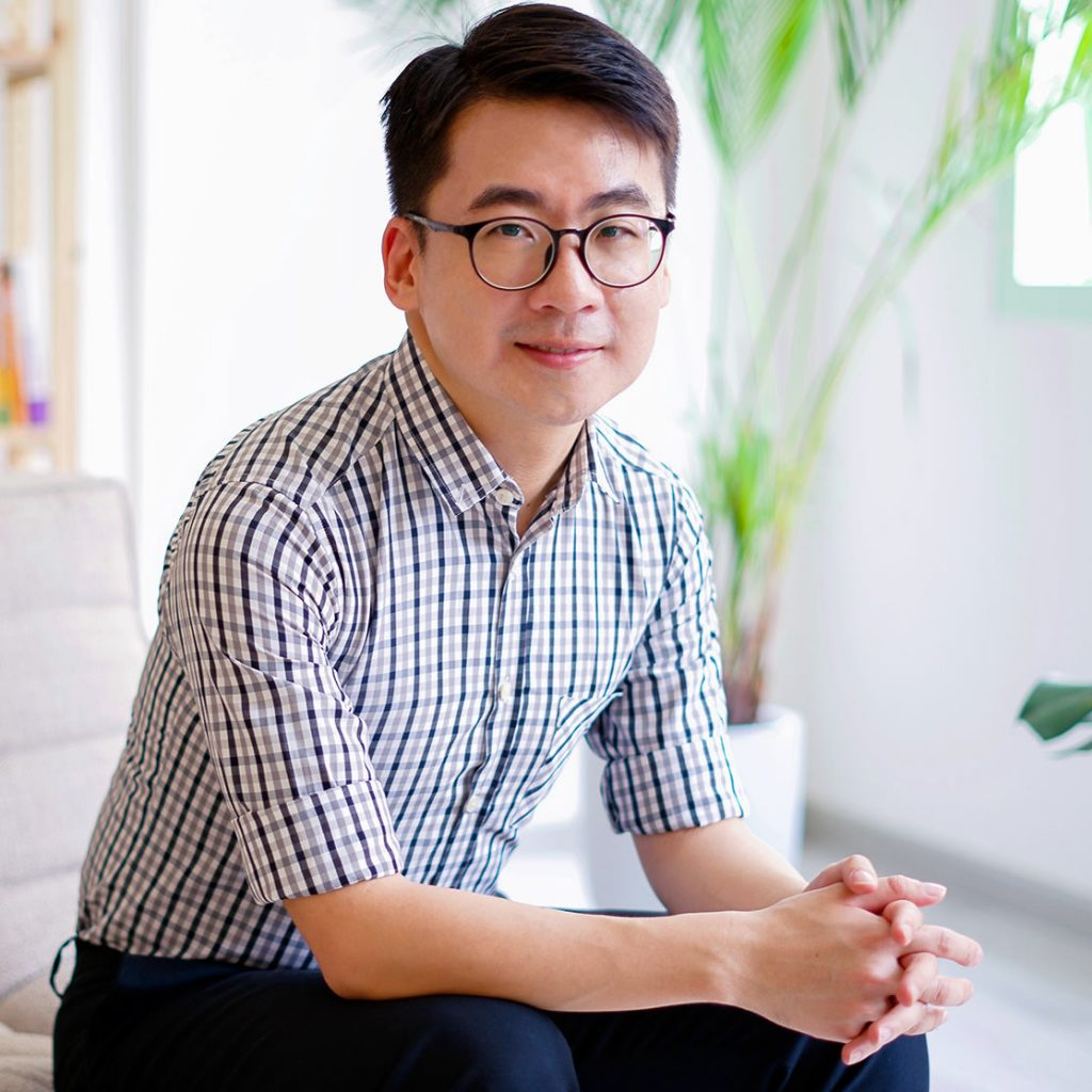 Kenny Liew, Clinical Psychologist