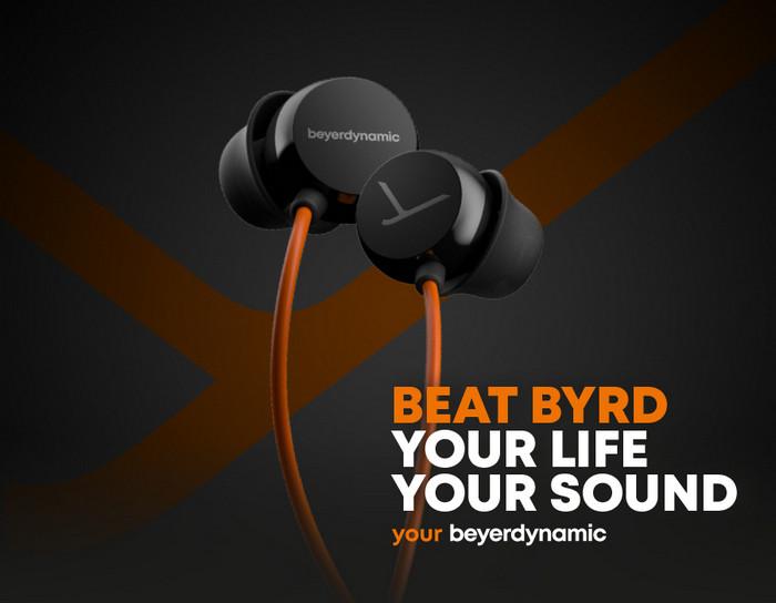 Beat Byrd by Beyerdynamic