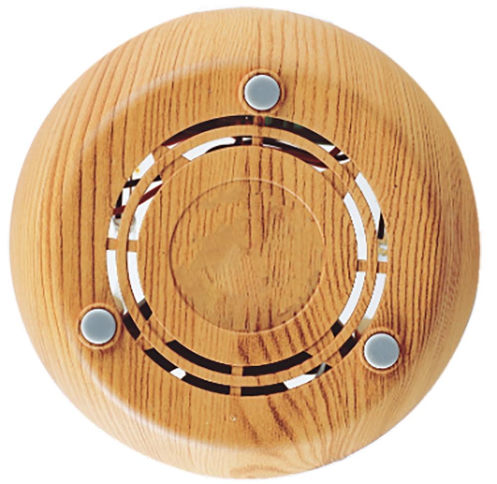 Innovative Design 130ml Wood Grain Essential Oil Diffuser2