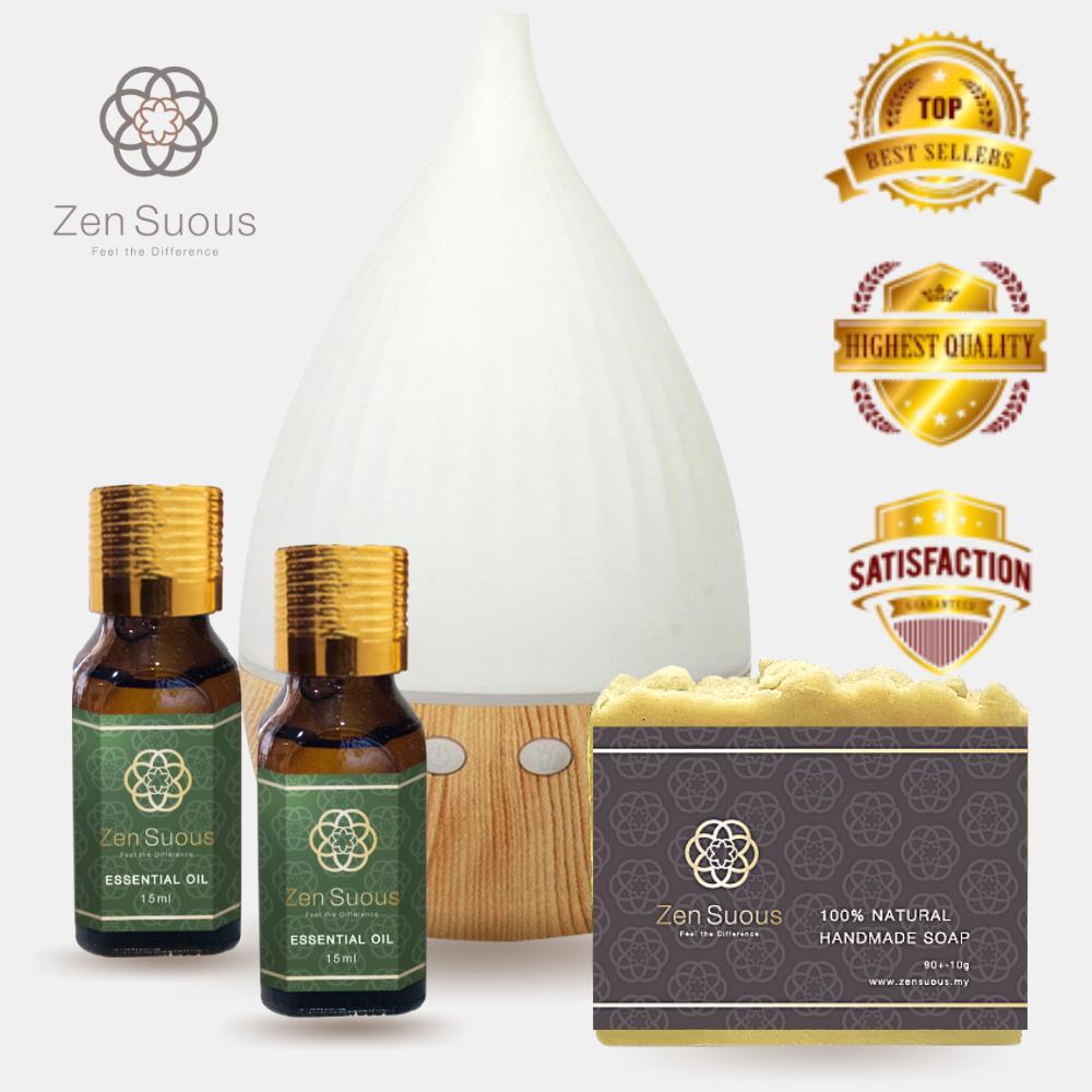 ZenSuous Self Protection Kit
