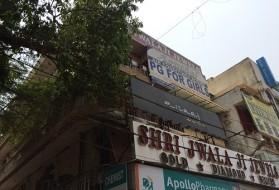 PG&Hostel - Aanchal PG for Girls in Vijay Nagar in Vijay Nagar, Kalyan Vihar, New Delhi, Delhi, India
