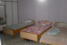 PG&Hostel - Secure PG for Girls in Rohini in Rohini, Sector 3, New Delhi, Delhi, India