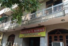 PG&Hostel - Sarswati Niwas PG for Girls in Jawahar Nagar in Jawahar Nagar, New Delhi, Delhi, India