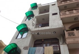PG&Hostel - Shivani PG for Boys in Adhchini in Adchini, New Delhi, Delhi, India