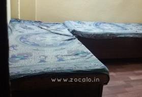 PG&Hostel - Comfortable PG for Boys near North Campus in Khalsa College, The Mall Road, Sarup Nagar, New Delhi, Delhi, India