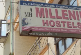 PG&Hostel - Millenium PG for Boys in Sector 7, Dwarka in Ramphal Chowk, Palam Extension, New Delhi, Delhi, India