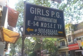 PG&Hostel - Well-equipped PG for Girls in South Ex in South Extension I, New Delhi, Delhi, India