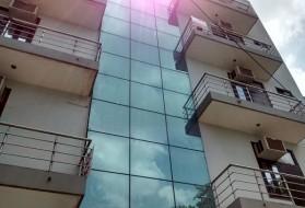 PG&Hostel - Cyber Inn Unisex PG in DLF phase 3 in DLF Phase 3, U Block, Gurgaon, Haryana, India