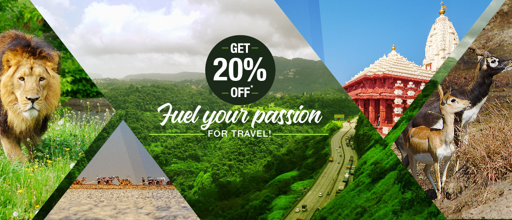 Get 20% off upto Rs.1350 on your Zoomcar ride