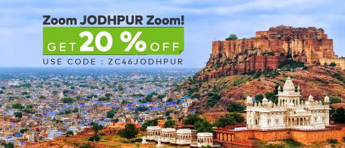 Jodhpur launch get 20% off