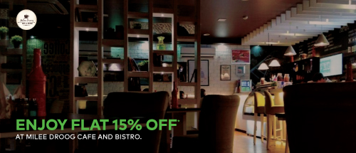 Get Flat 15% Off on your Bill