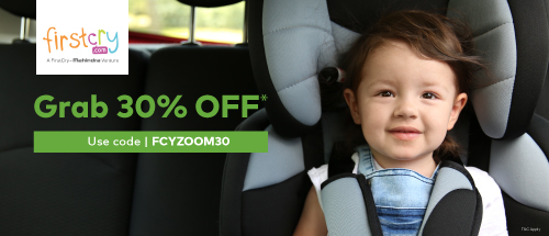 Exclusive Offer for Zoomers from FirstCry!