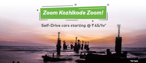 Initial Offer for Zoomers in Calicut - 25% Off on First Ride!!