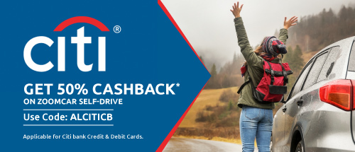 Citi bank cashback offer
