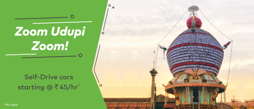 Initial Offer for New Zoomers in Udupi - 25% Off on First Ride!!