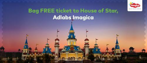 Cross promotional campaign with Imagica