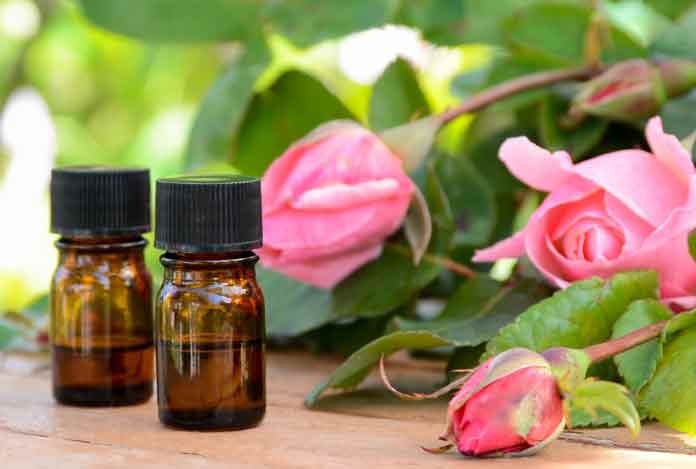 Essential oils for Royal Secret Ayurvedic Antiaging Remedies for Youthful Skin