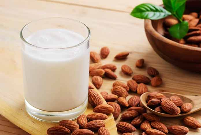 Milk and Almond for Royal Secret Ayurvedic Antiaging Remedies for Youthful Skin