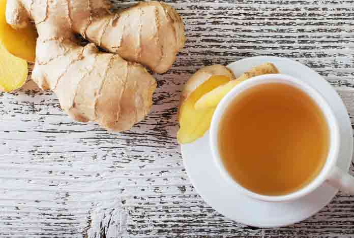 Ginger for 10 Best Herbs That Help in Weight Loss
