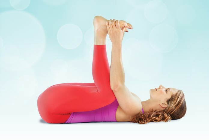 Happy Baby Pose for Does Yoga Really Help in Sexual Wellness