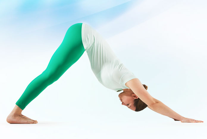 Downward facing dog for Does Yoga Really Help in Sexual Wellness