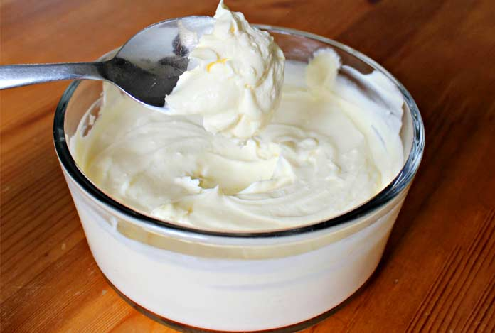 Milk Cream for Home Remedies for Dry Skin