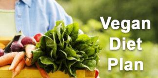 Vegan Diet Plan – Go Organic!